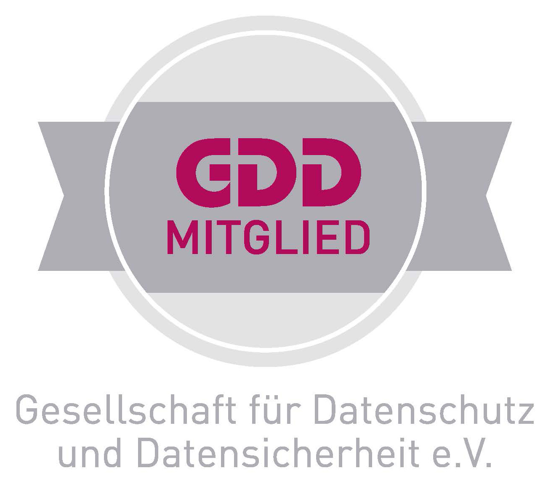 Secufides ist Mitglied im GDD, der Gesellschaft für Datenschutz und Datensicherheit e.V.